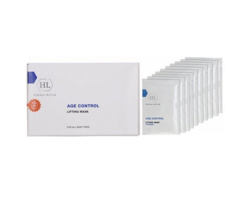 AGE CONTROL Lifting Mask - 5 Powder & 5 Solution