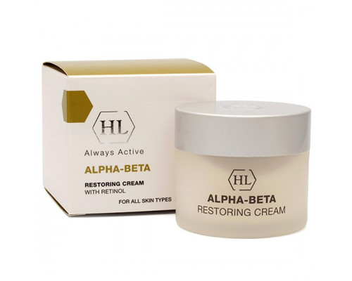 ALPHA-BETA Restoring Cream