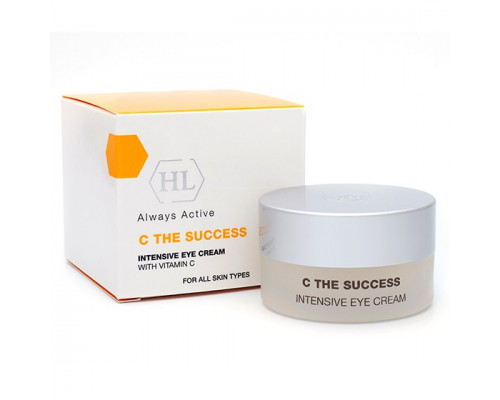 C the SUCCESS Intensive Eye Cream