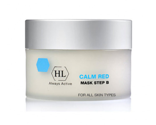 CALM RED Nourishing Calming Mask Step B
