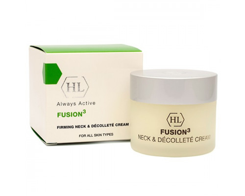 FUSION3 Firming Neck & Decollete Cream