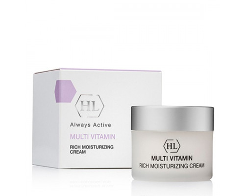 Multivitamin Rich Moisturizing Cream